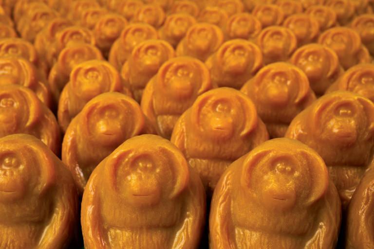 Sumatran orangutan soap