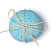 seaweed bombshell bomba de baño gigante de color azul