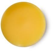 Sun perfume sólido vegano fragancia cítrica de color amarillo perfume para llevar de viaje