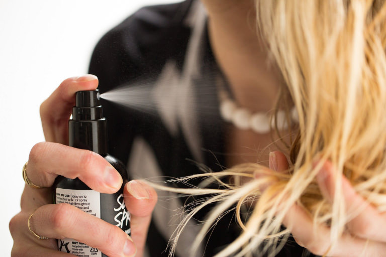 Sea spray hair mist