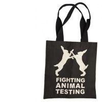 Fighting Animal Testing bag - LUSH Thailand