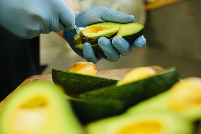 Avocado as a haircare ingredient