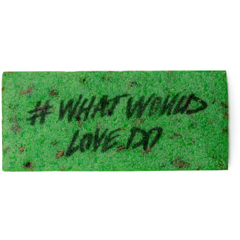 What would love do? washcard Gorilla Lush | Profumo Vegano