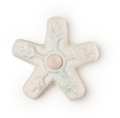 snowflake christmas bubble spinner