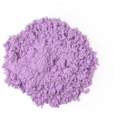 light purple dusting powder