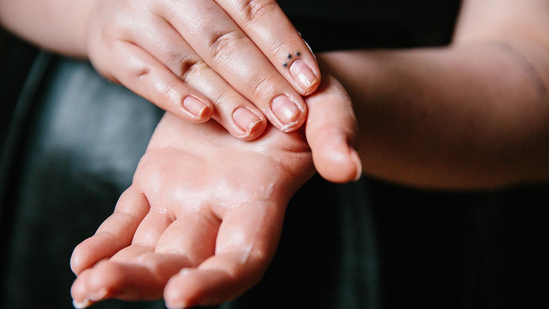 Helping Hands (Mani-Ah!) Crema per le mani Lush