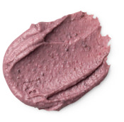 purple coloured and textured sample of beauty sleep face mask