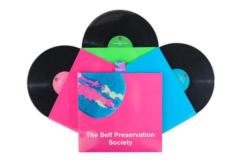Self preserving society vinyl