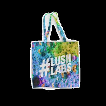ラッシュ #LushLabs Pass トート