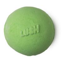 Grön badbomb