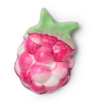 Raspberry Soap - Sapone in edizione limitata per la Festa della Mamma | Con olio extravergine di cocco, latte di mandorla e benzoino.
