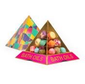 pyramid bath oil christmas gift