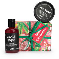 Rosy Christmas Cadeau Lush