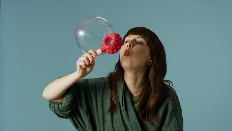 Raspberry Blower by Lush
