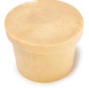 Yog nog é um dos condicionadores corporais sólidos deste natal com um aroma doce e apimentado
