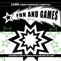 Celebra tu fiesta en Lush