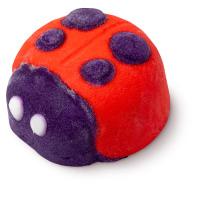 Ladybird - Spumante da bagno