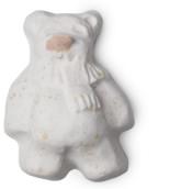 Diese Badebombe sieht aus wie ein kleiner Bär
