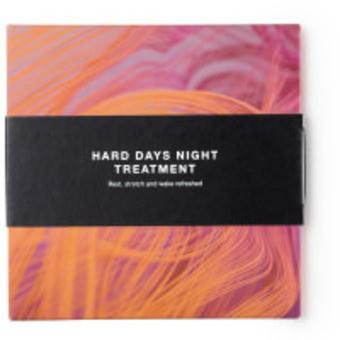 Hard Days Night Treatment lush spa