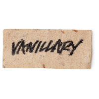 Vanillary Waschkarte Seife fürs Handgepäck