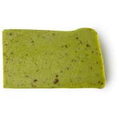 Ein Stück grüne Olive Tree Gourmet Seife