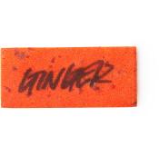 ginger scented washcard
