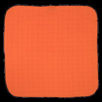Orange - Parfüm Knot Wrap offen