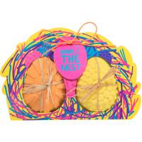 Simply The Nest | Confezione regalo a forma di nido in edizione limitata di Pasqua | Contiene due bombe da bagno