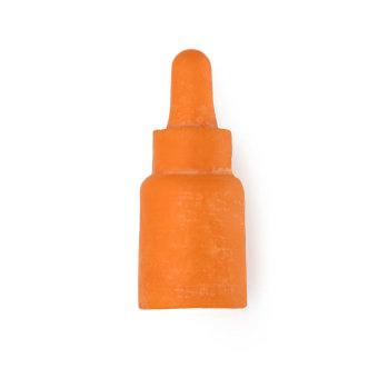 A orange naked beard oil