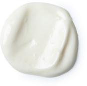 una pequeña cantidad de producto body milk kerbside violet