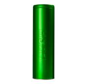 A green tin