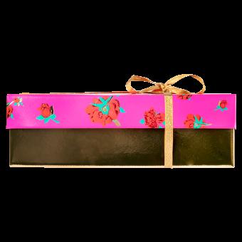 Lots Of Love Valentins-Geschenk Box Seitenansicht