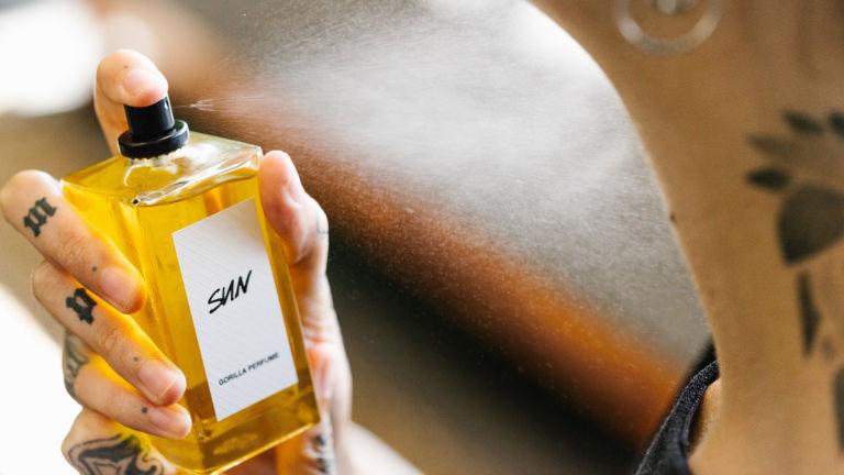 Parfymer Lush