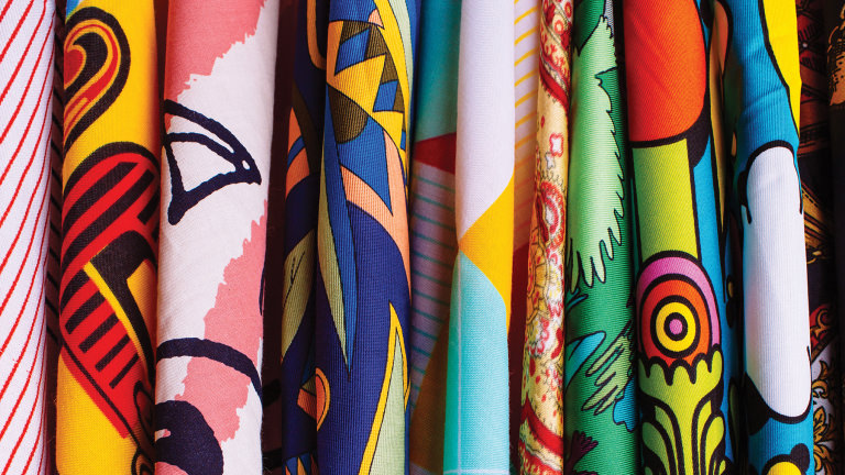 Selection of Lush knot wraps