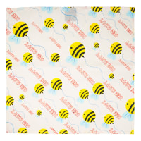 Bee Happy Knot Wrap