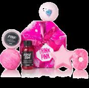ラッシュのギフト『シンク ピンク』