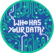 who has your data swag patch