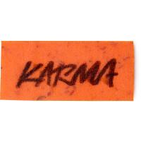 Karma Waschkarte Seife Stück