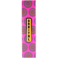 orbital pink caja de regalo de color rosa y en forma de tubo