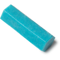 poseidon gel capilar fijador de color azul con sal marina y sólido