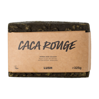 Caca Rouge parece uma tablete de chocolate