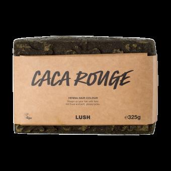 Caca Rouge parece uma tablete de chocolate