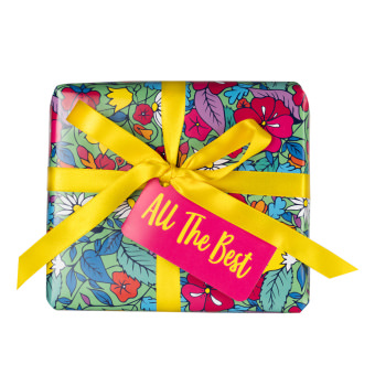 All the Best Gift as seen from the front