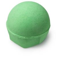 green bath bomb