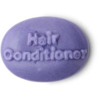 Sugar Daddy-O ist ein violetter, fester Conditioner ohne Verpackung