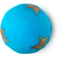shoot for the stars christmas bath bomb
