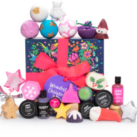 Wonderful Christmas Time - Cadeau de noel Lush