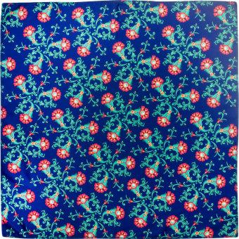 baroque-floral-knot-wrap