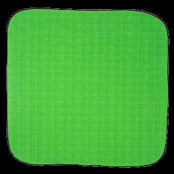 Green - Parfüm Knot Wrap offen