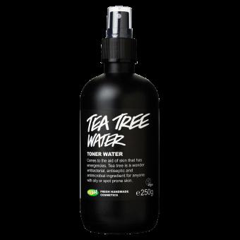 Confezione del Tonico viso per pelli impure senza alcool con tea tree e pompelmo Tea Tree Water (Acqua di Luna)